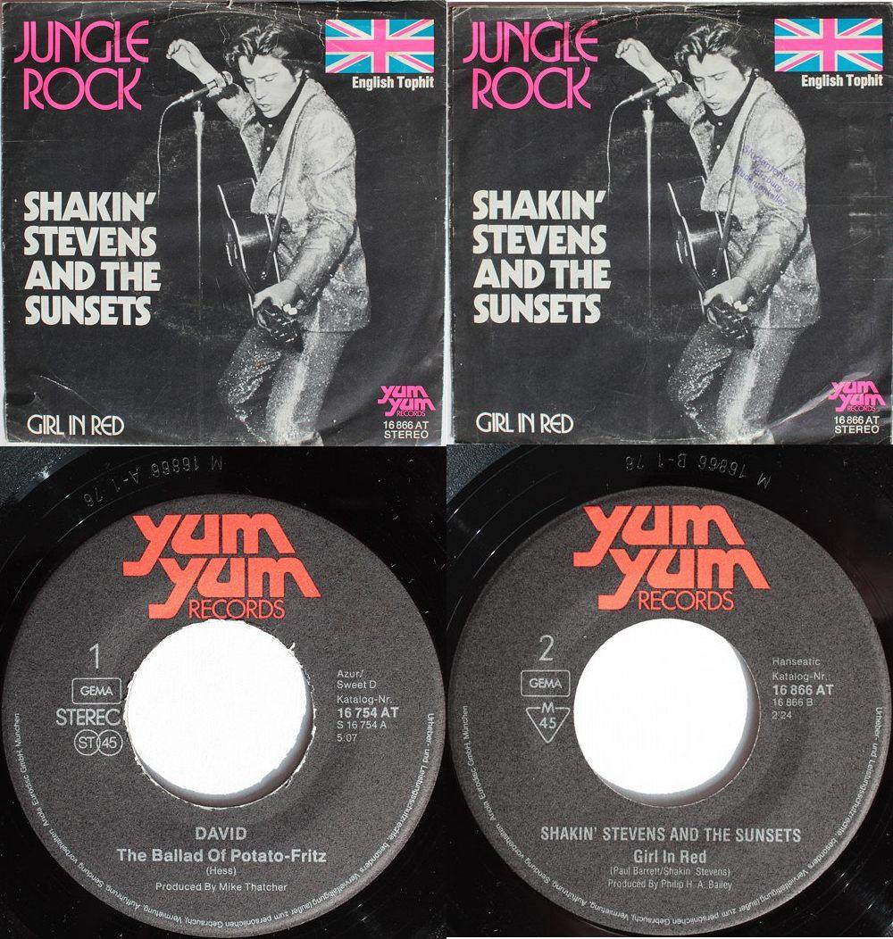 Shakin Stevens Sexy Ways